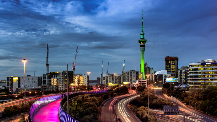 Hopetoun Bridge, Auckland