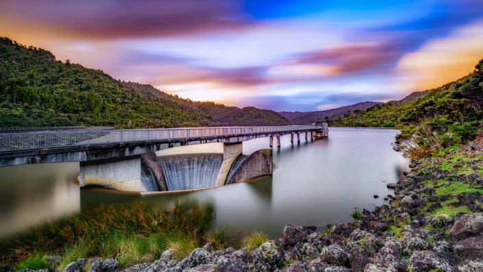 Lower Huia Dam, Auckland