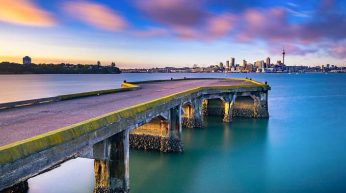 O'neill's Point Wharf, Auckland